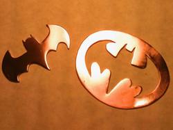 Batman pendants