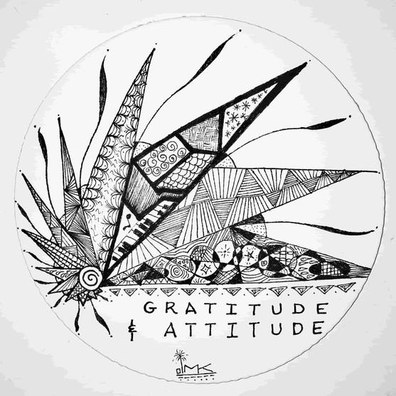 Gratitude and Attitude