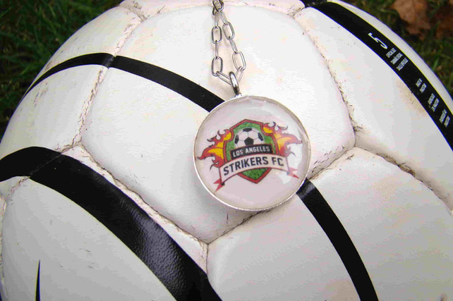 LA Strikers necklace