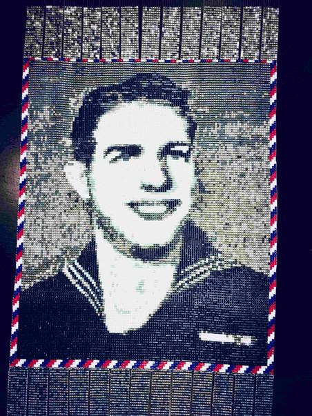 Tapestry of Joe Brown