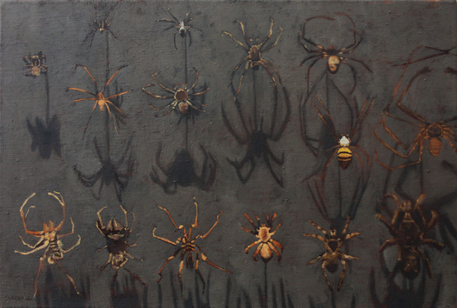All The Spiders