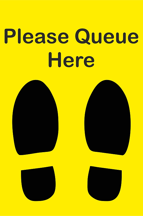 Please Queue Here (C)