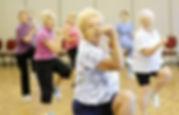 senior fitness las vegas