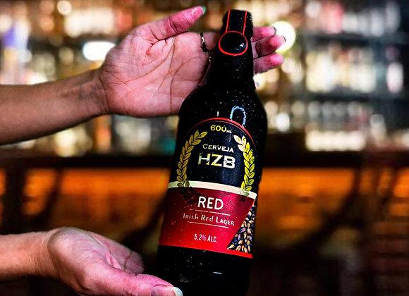 Cerveja HZB Red Lager