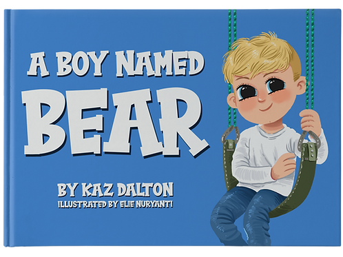 A Boy Named Bear
