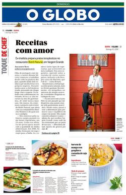 Bistrô Natural - O Globo/Barra