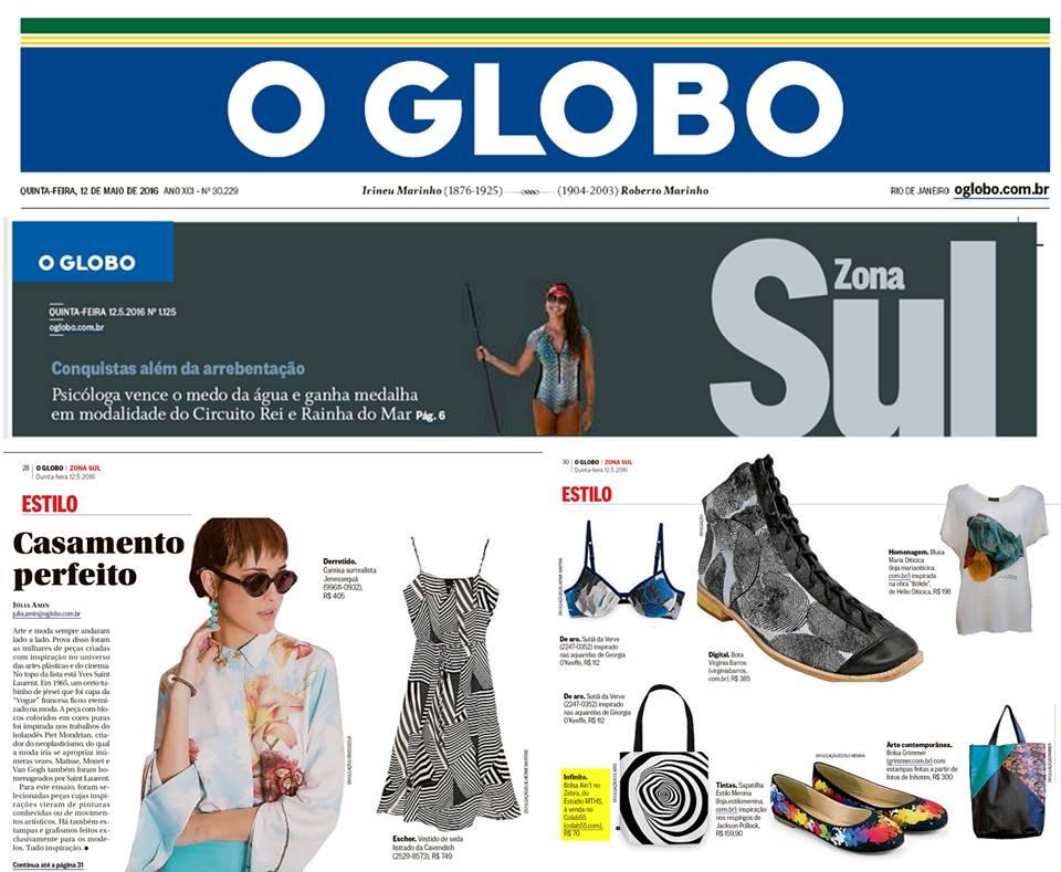 COLAB55 - O Globo Zona Sul