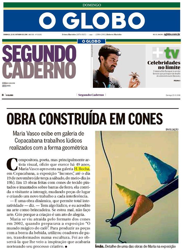 HRocha Galeria - O Globo