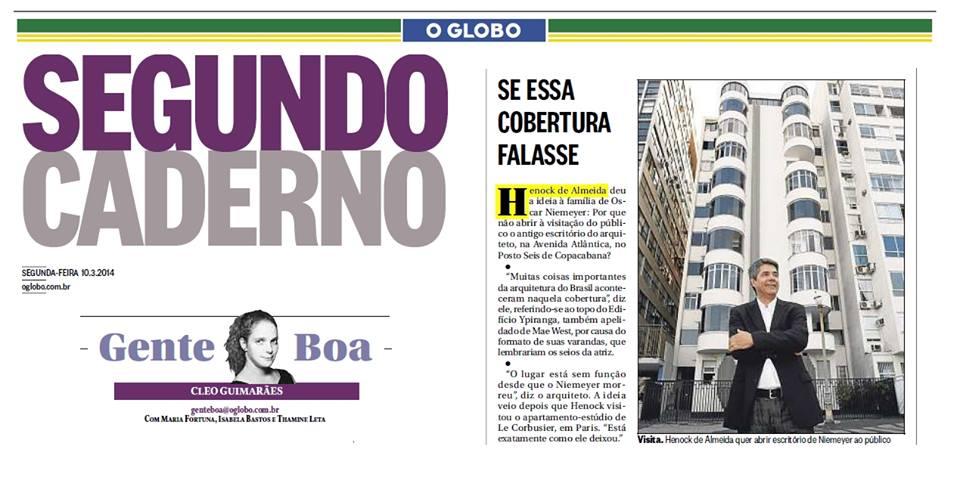 Henock de Almeida - Coluna Gente Boa