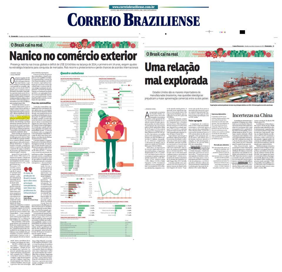 CEBRI - Correio Braziliense