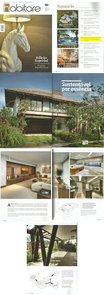 Baumann Arquitetura - Habitare