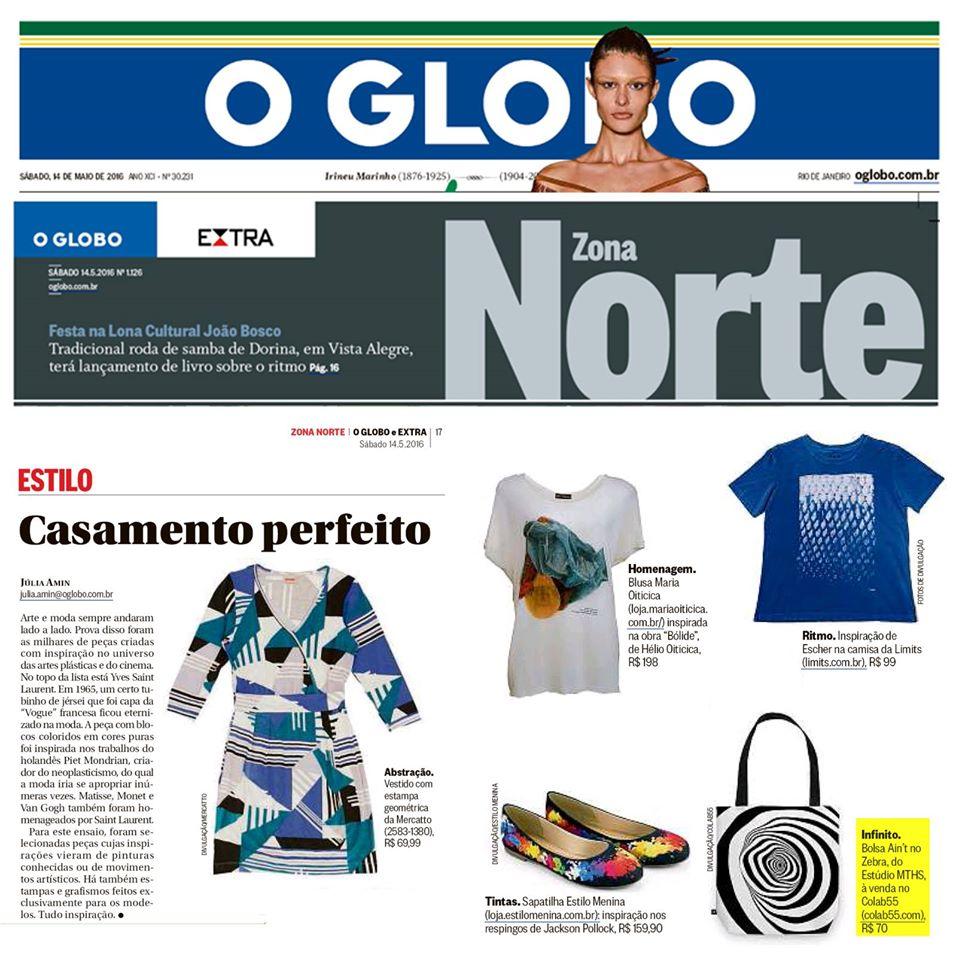 COLAB55 -  O Globo Zona Norte