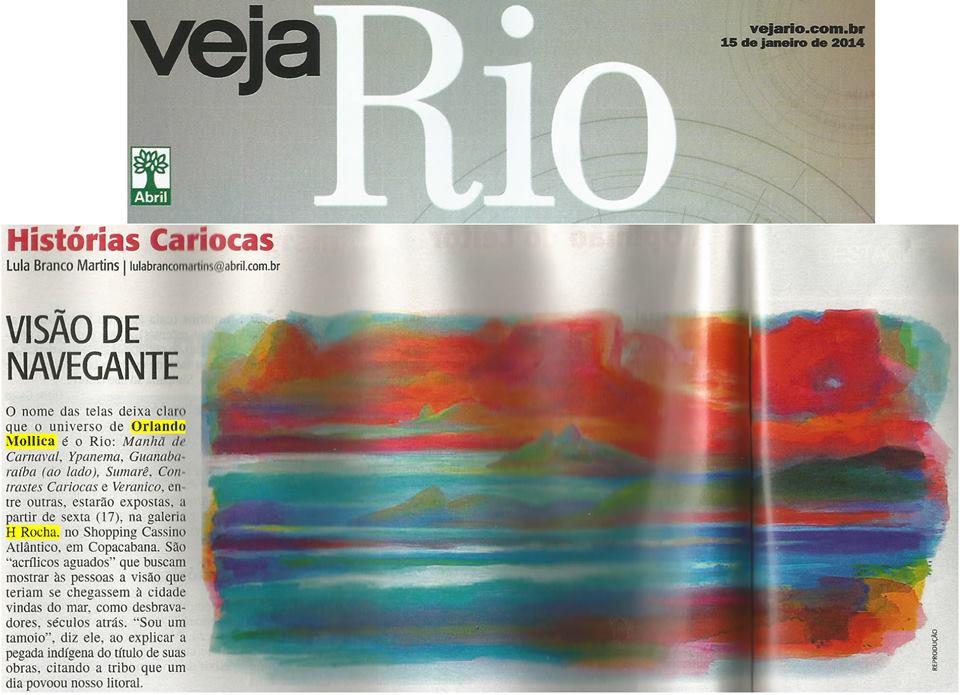 Orlando Mollica - Veja Rio
