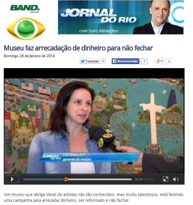 MIAN - Jornal do Rio/BAND