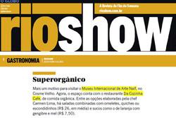 Da Cozinha Café - Rio Show