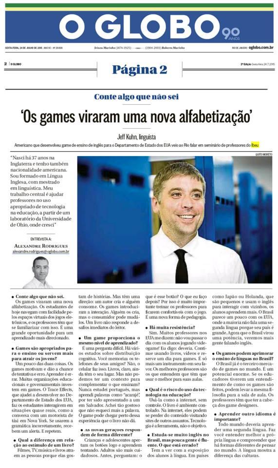 IBEU - O Globo/Página 2