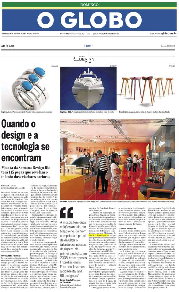 O Formigueiro - O Globo/Rio