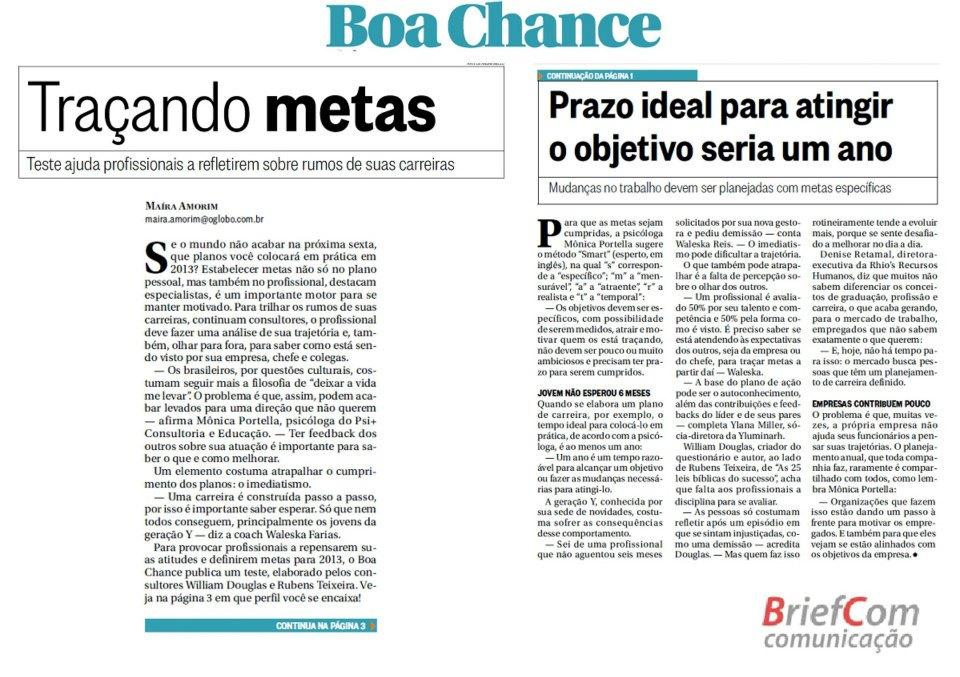 Waleska Farias - Boa Chance