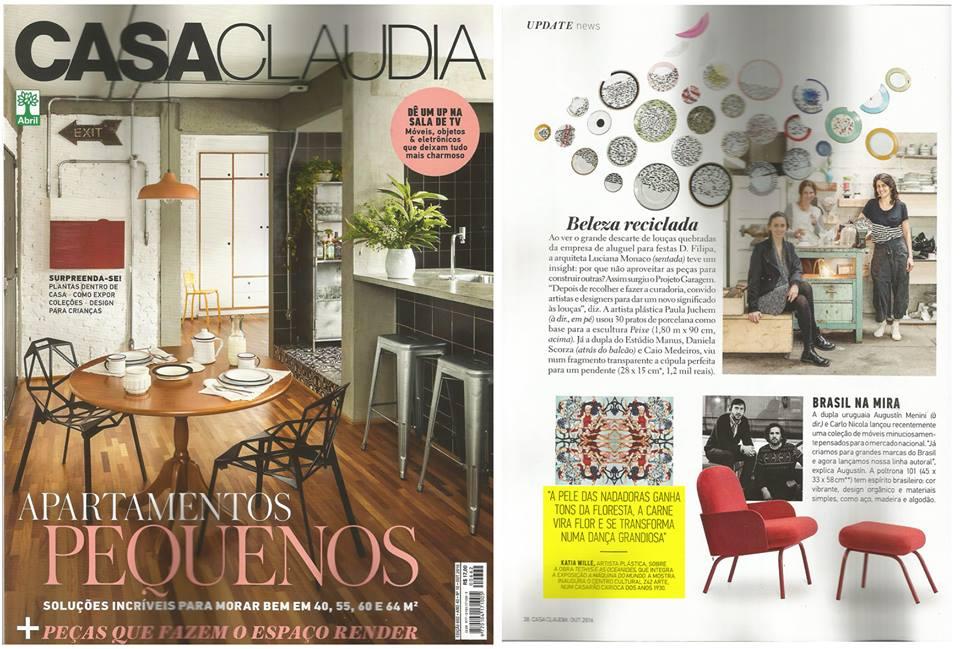 Katia Wille - Casa Claudia