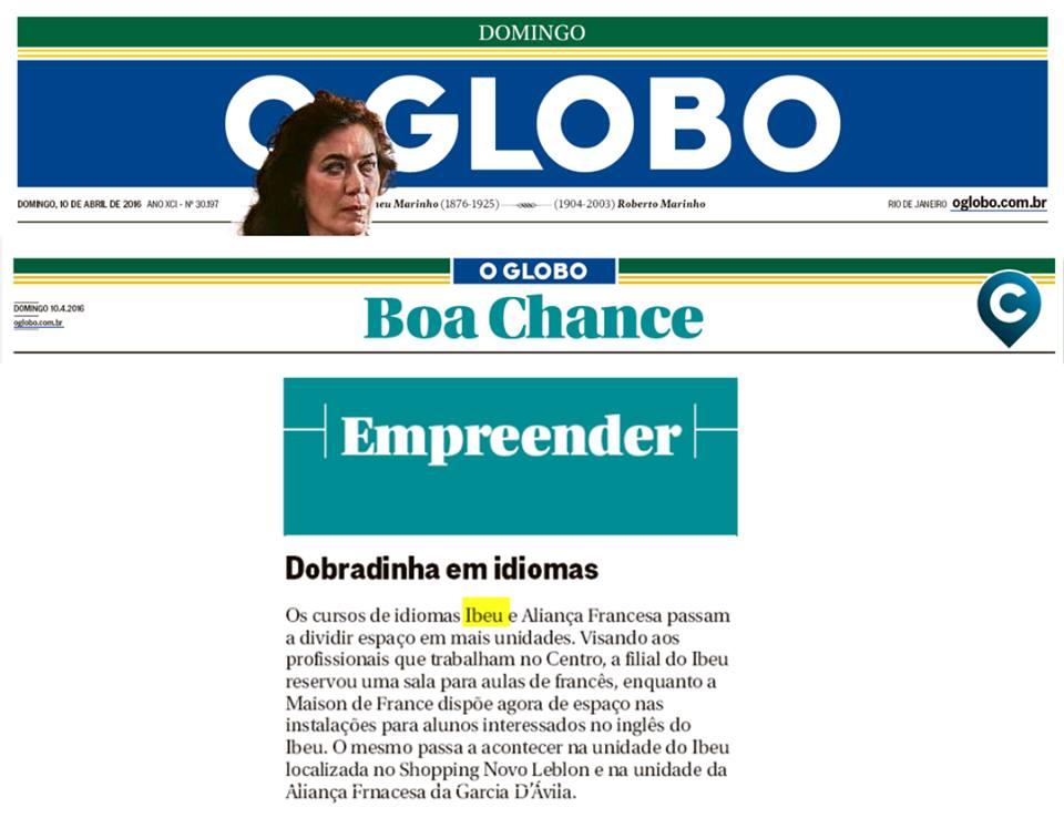 IBEU - Boa Chance