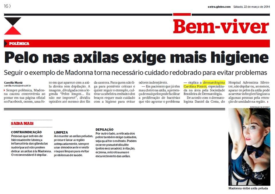 Dra. Carolina Pontes - Extra