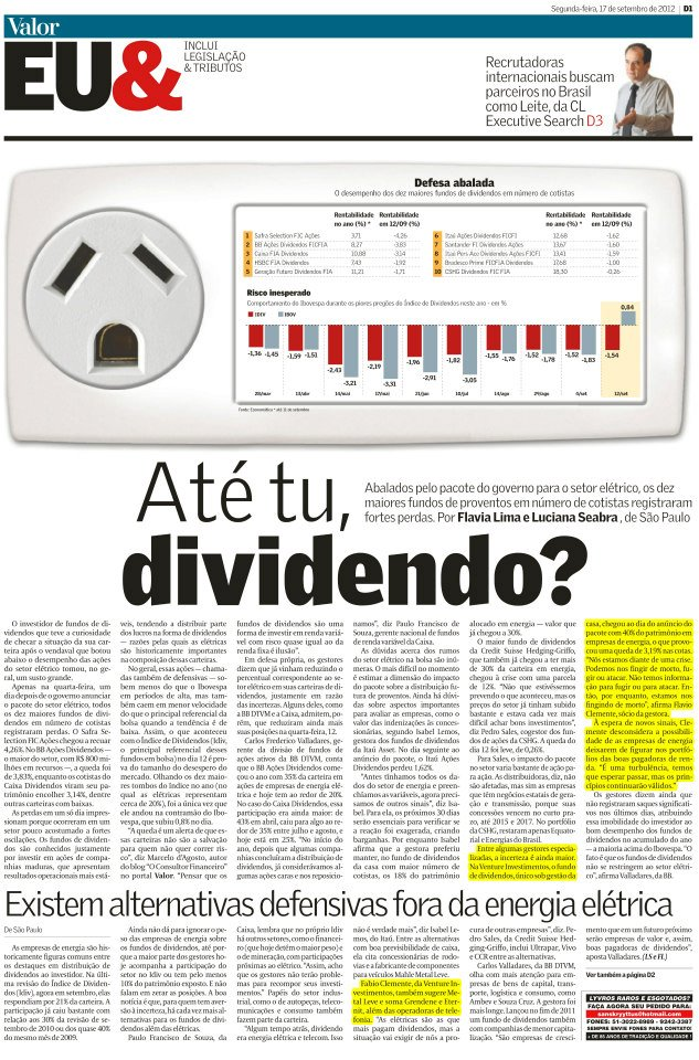 Venture - Valor Econômico