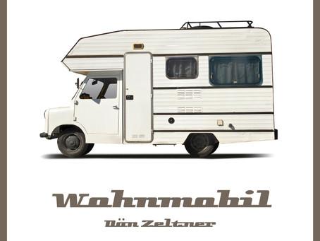 """Die neue EP """"Wohnmobil"""" ist nun auf allen gängigen digitalen Plattformen released!"""