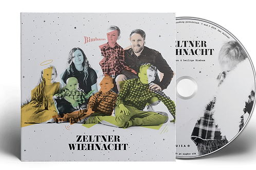 Physische CD mit 18 Liedern