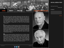 IPA Website Layout (mock-up)