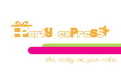 Party Express Flyer Front (mock-up)