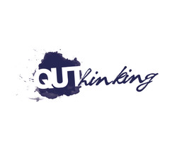 QUT Thinking 2011 Logo (mock-up)