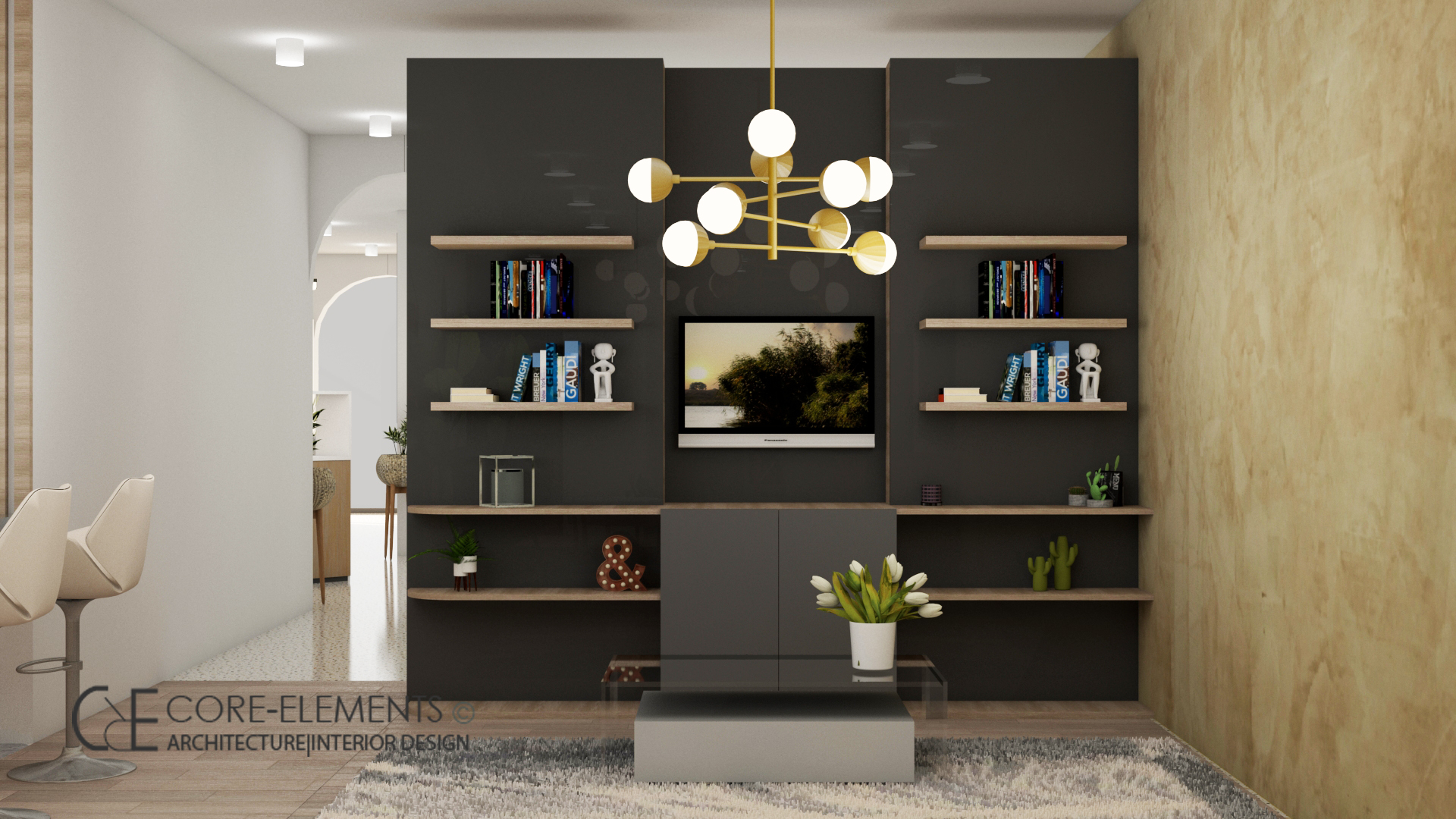 2. Living room I