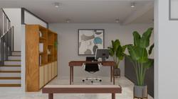 Mezzanine - View 1