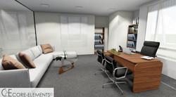 CEO room-3D