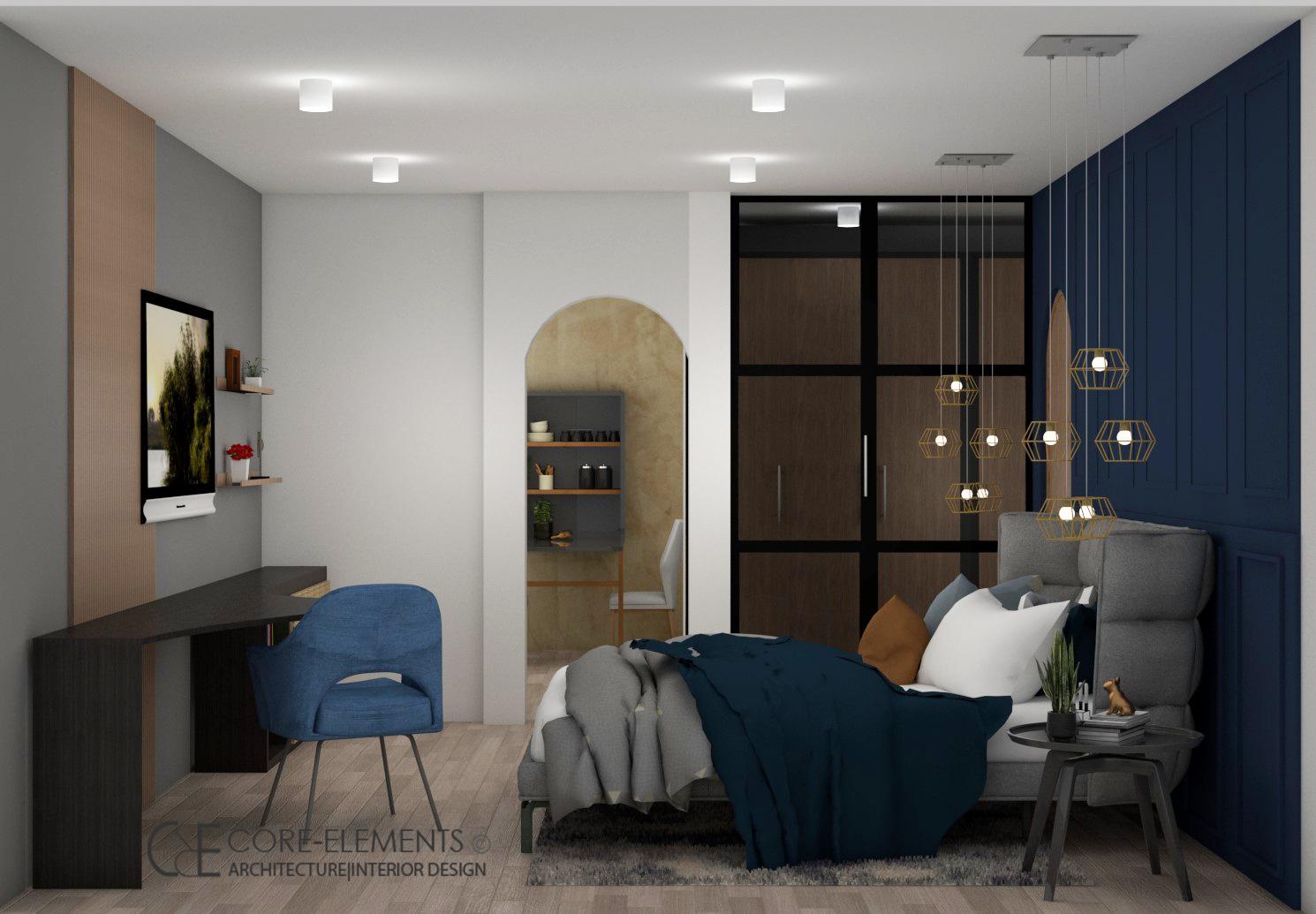 14. Master bedroom