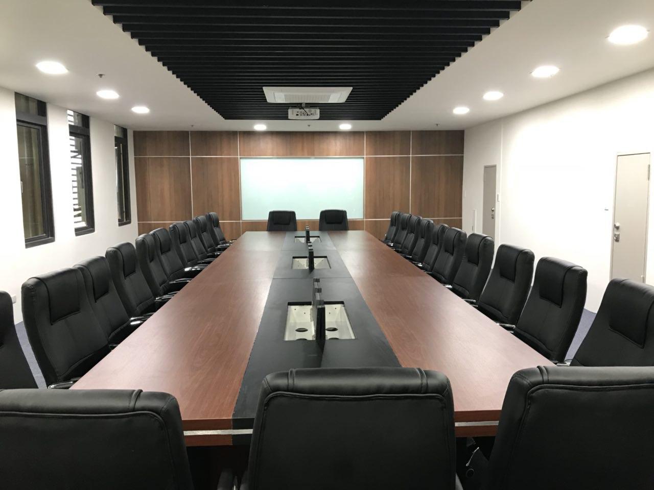 Boardroom actual picture