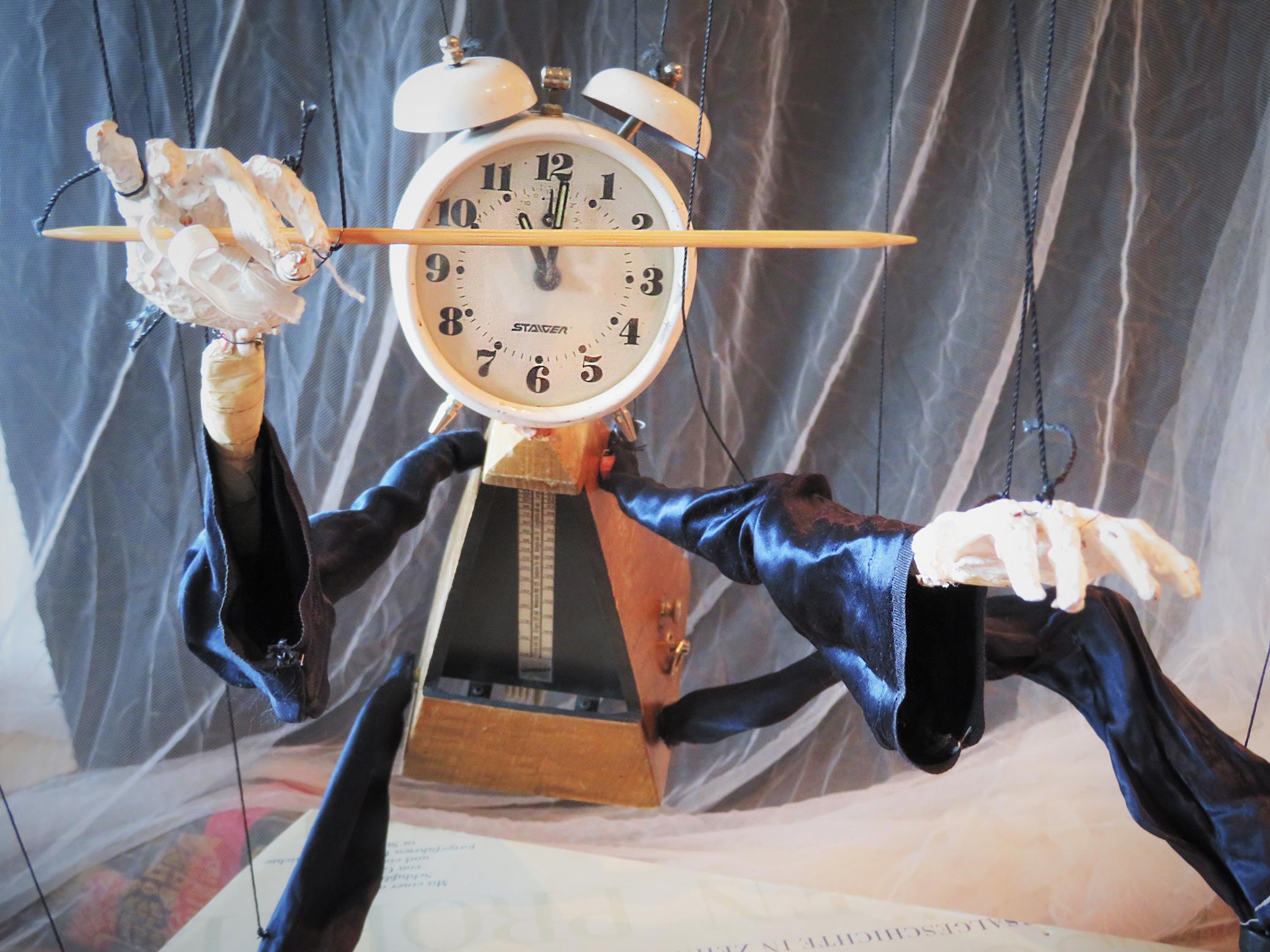 der Dirigent, die Zeit