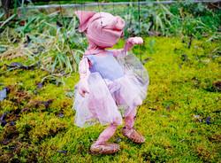 das Schweinchen, die Traumtänzerin