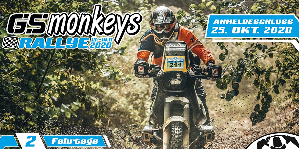 GS Monkeys Rally 2020