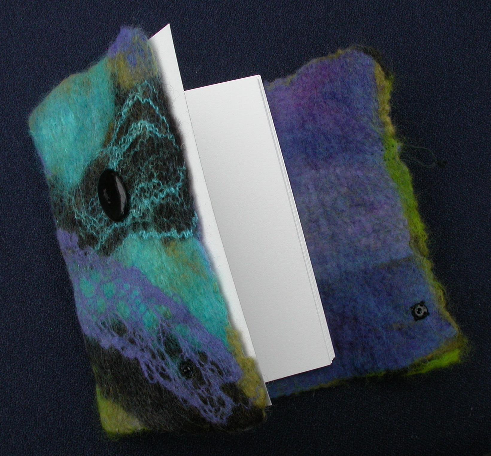 Handbound Journal/Sketch Book