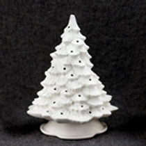 "12"" Small Christmas Tree w/Lights"