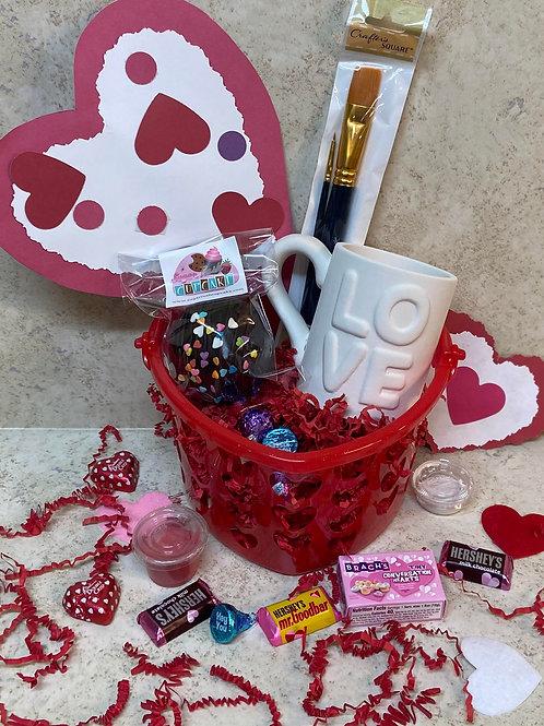 CoCoa Bomb Single Mug Buckets