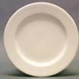 Round Rimmed Dinner Plate   11 1/4