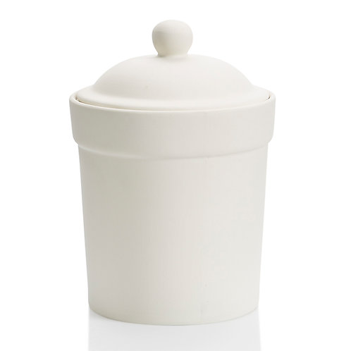 Lg Canister  6.75D x 9.25H