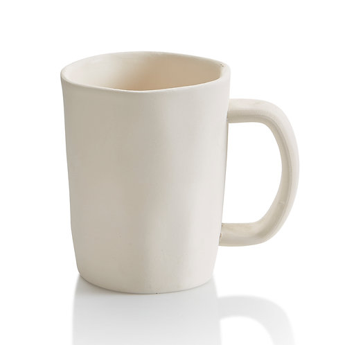 Cottage Mug 4.5H x 3.75W x 16oz