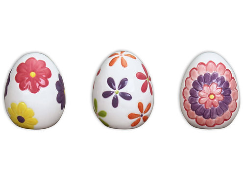 Textured Eggs