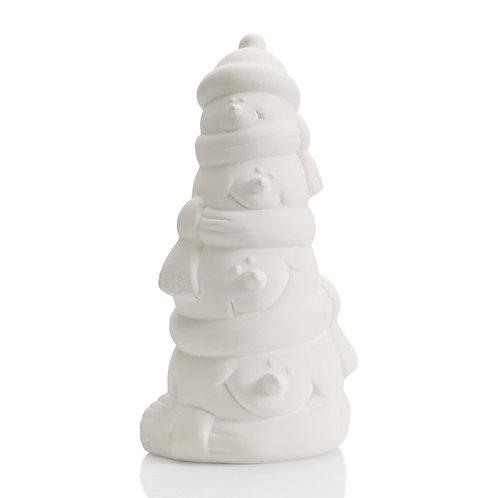 Pile of Snowmen