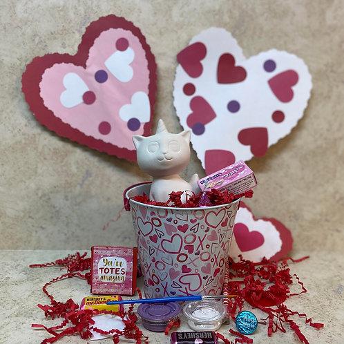 Valentine Bucket