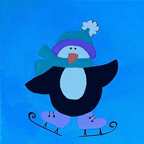 Penguin Canvas