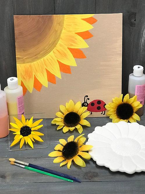 Let the Sunflower Shine